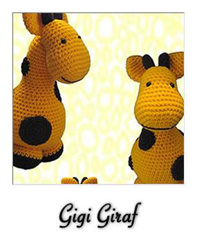 Patrón Gigi Giraf