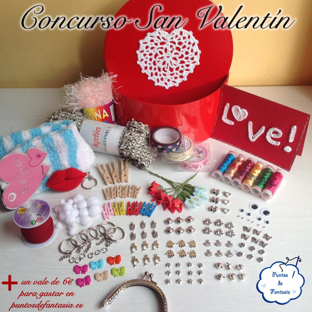 Premio del Concurso de San Valentín 2014