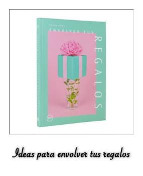 libro ideas para envolver tus regalos