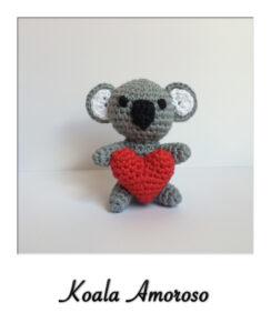 patron amigurumi koala amoroso 1