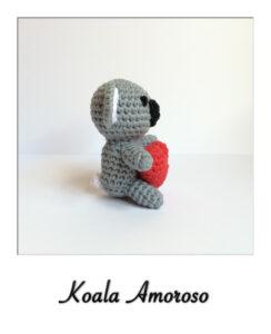 patron amigurumi koala amoroso 2