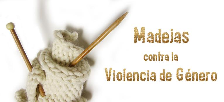 madejas contra la violencia de genero