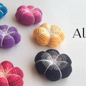 Nueva coleccion de alfileteros flor
