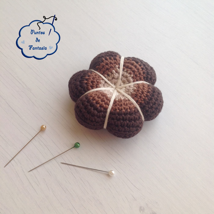 alfiletero flor chocolate