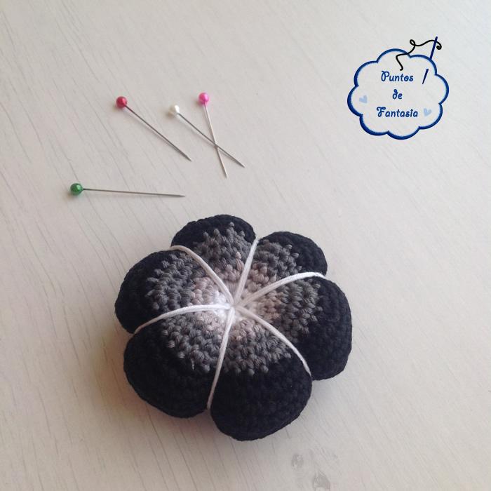 alfiletero flor negro