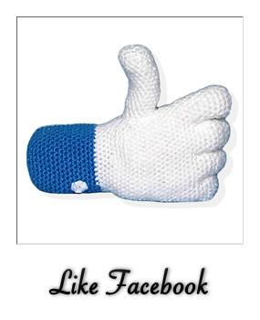 patron gratis amigurumi like facebook