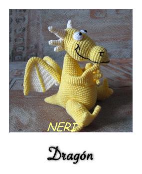 Patrón gratis amigurumi de dragon | Amigurumis patrones gratis, Amigurumi  patrones gratis, Dragón de ganchillo | 350x285