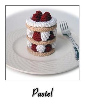 patron gratis amigurumi pastel