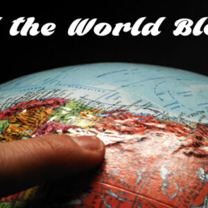 around the world blog tour
