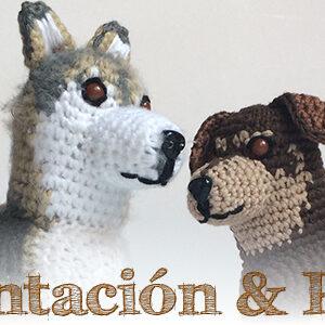 Nanuk, Lexi & patron perro generico