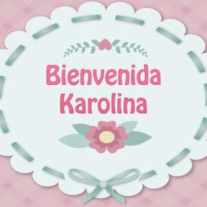 regalos de bienvenida para karolina