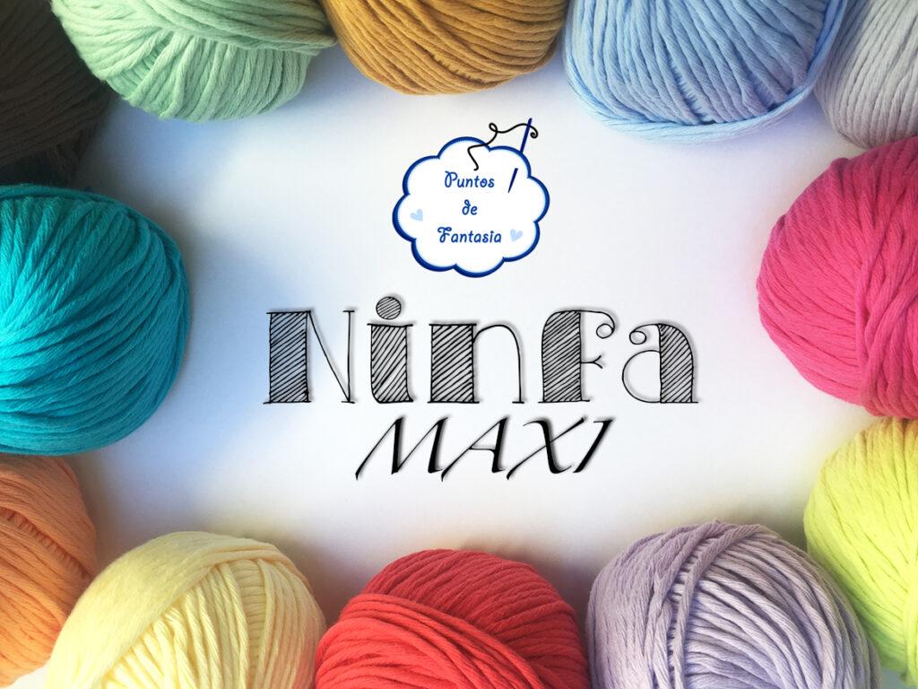 Algodón Ninfa Maxi