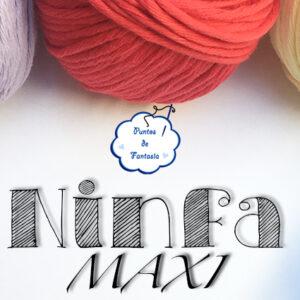 Presentación algodón Ninfa Maxi