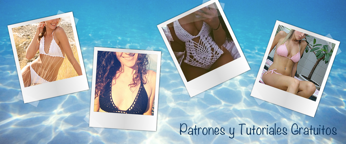 recopilacion patrones gratis bikinis de ganchillo