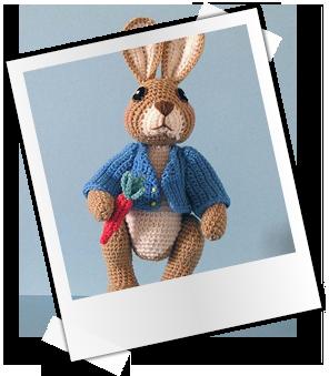 Patrones y tutoriales gratuitos: Conejos amigurumi