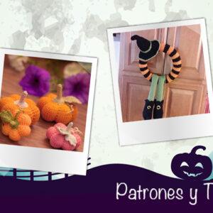 Patrones y tutoriales gratuitos: Amigurumis para Halloween