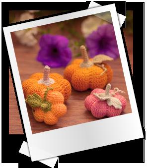 Patrones y tutoriales gratuitos: Amigurumis Halloween - calabaza
