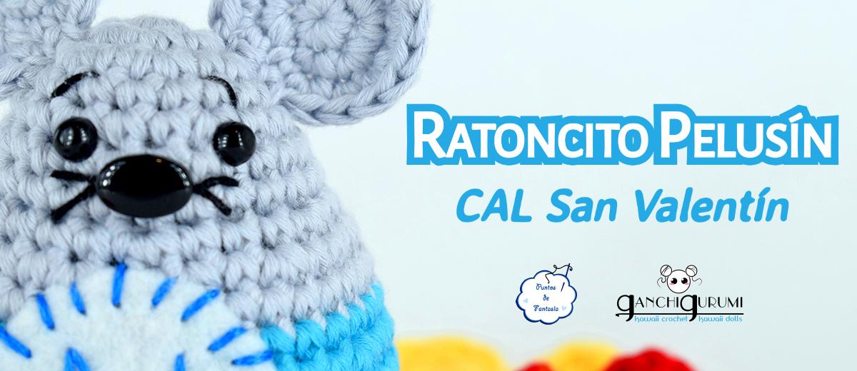 CAL de San Valentin - Ratoncito Pelusin