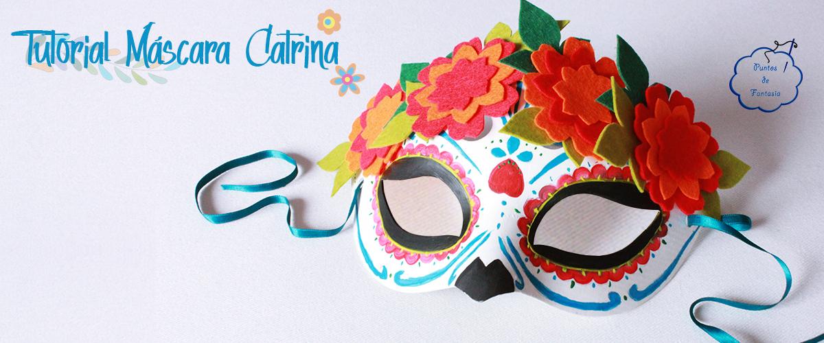 Catrina Mask Tutorial