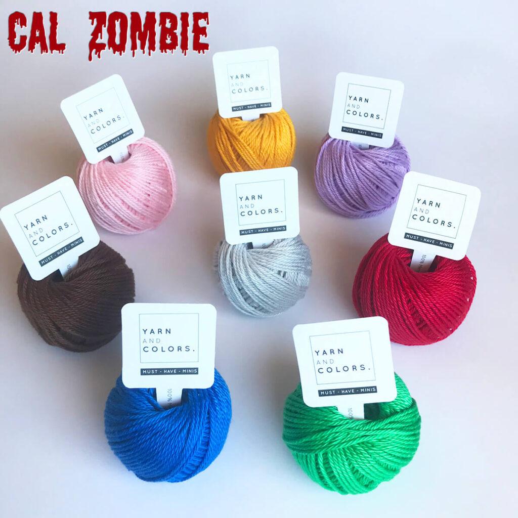 Regalos del Sorteo del CAL Zombie