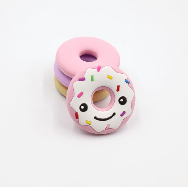 Donut de Silicona alimentaria 60mm
