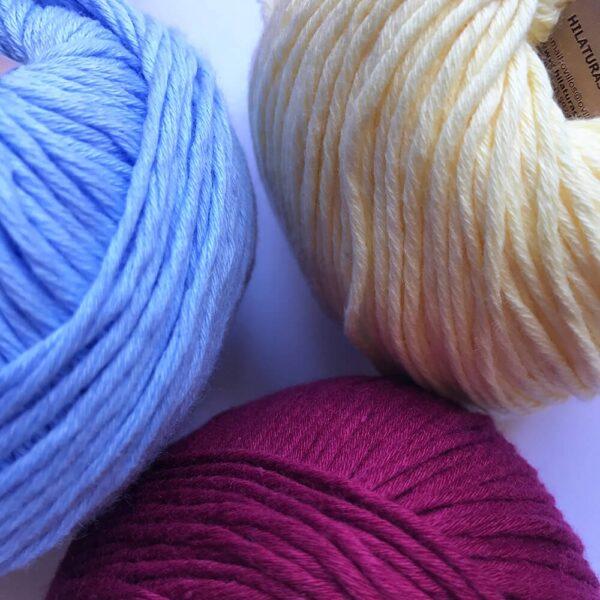 Cotton Nature 3.5 Hilaturas LM