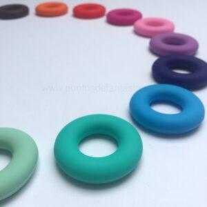 Anillas 43mm de silicona alimentaria