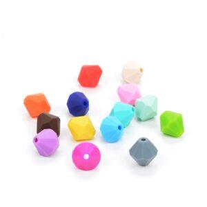 Diamantes de silicona alimentaria 13mm