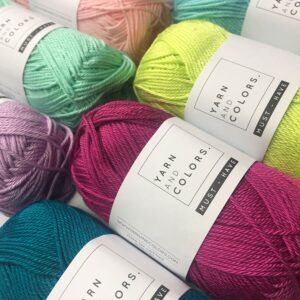 Must Have - Yarn and Colors