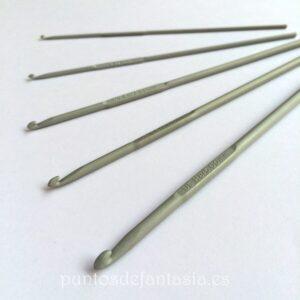 Agujas de Ganchillo de aluminio Katia