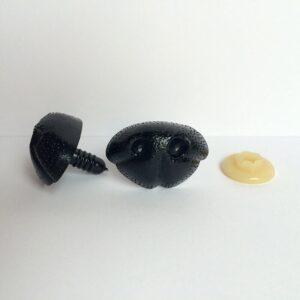Narices de Perro color negro Modelo 6
