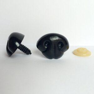 Narices de Perro color negro Modelo 4