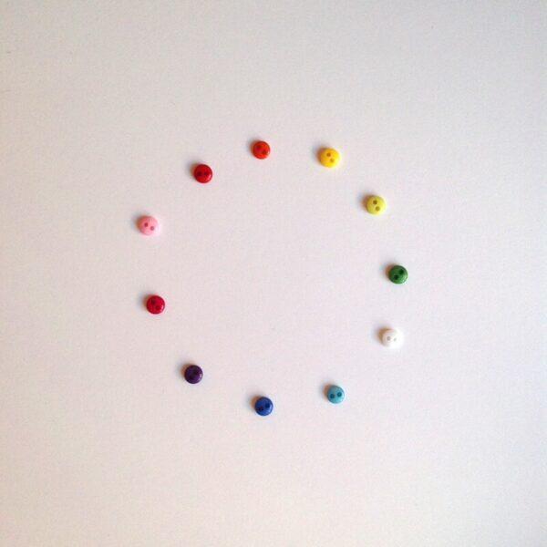 Mini botones 5mm