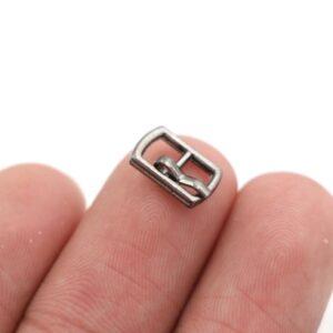 Mini Hebilla Cuadrada para cinturón