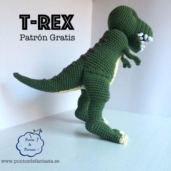 Patrón T-Rex - Español