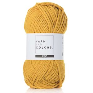 Epic - Yarn and Colors