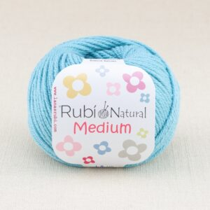 Rubi Natural Medium - 50g