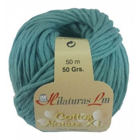 Cotton Nature XL Hilaturas LM
