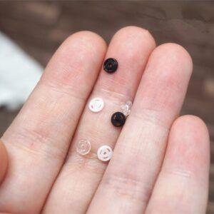 Mini Corchetes 4mm
