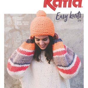 Katia Principiantes Easy Knits 8