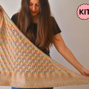 Kit Chal Capitola Shawl