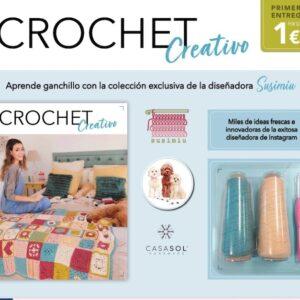 Crochet Creativo 1 - Salvat y Susimiu