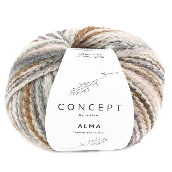 Katia Alma - Concept