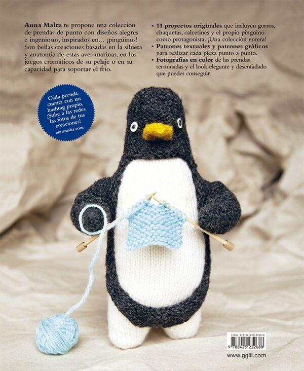 Pingüinos Una Colección de Punto