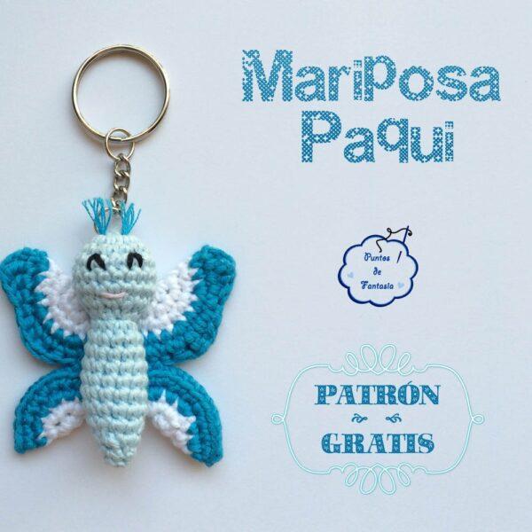 Patrón Mariposa Paqui